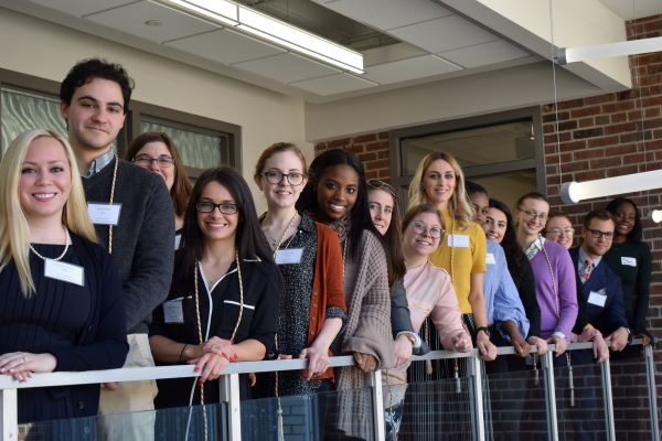SW Student Research Symposium group 2018. Detroit, MI